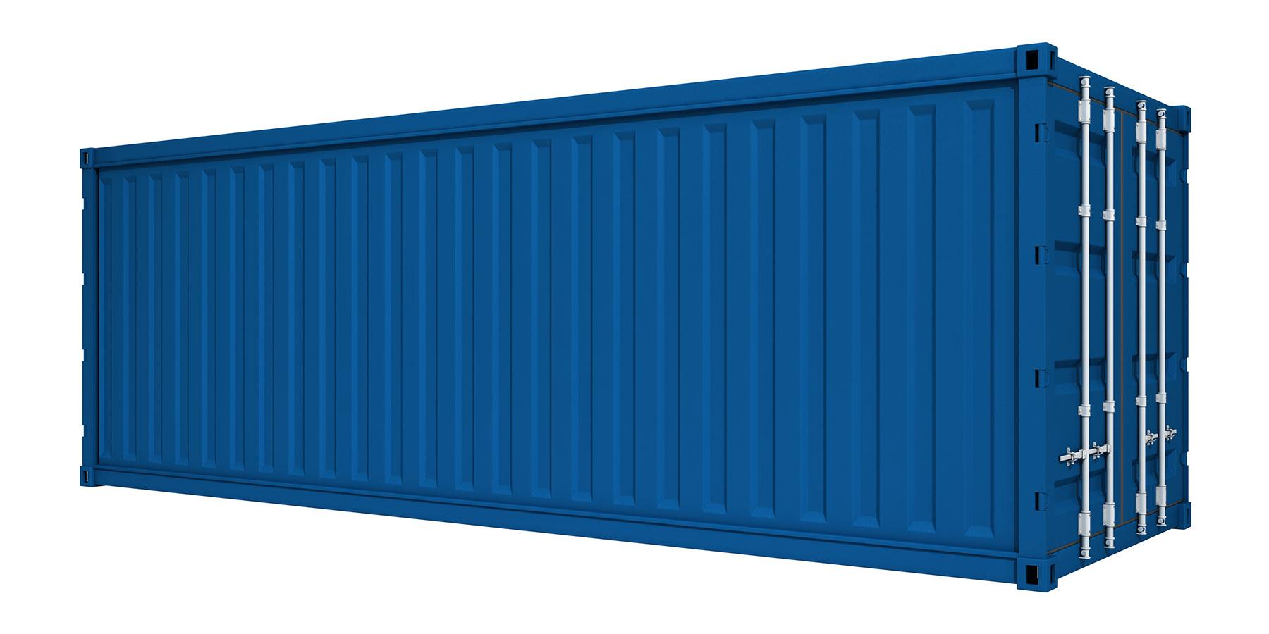 40 fos container lej lck