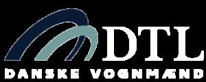 Logo af DTL Danske Vognmænd