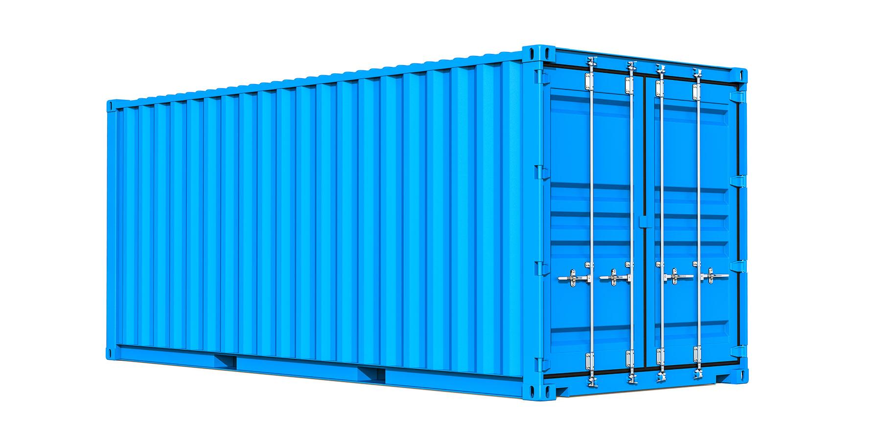 Lej skibscontainer LCK