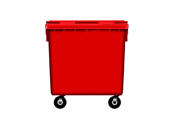 mangler du en container?